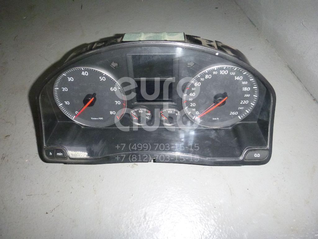 Панель приборов для VW Jetta 2006-2011;Golf V Plus 2005-2014;Golf V 2003-2009 - Фото №1