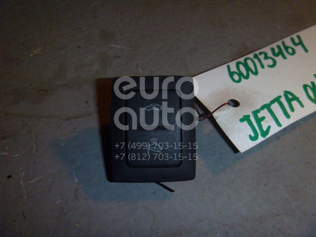 Кнопка многофункциональная для VW Jetta 2006-2011;Golf V Plus 2005-2014;Golf V 2003-2009 - Фото №1