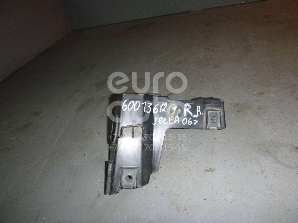 Направляющая заднего бампера правая для VW Jetta 2006-2011 - Фото №1