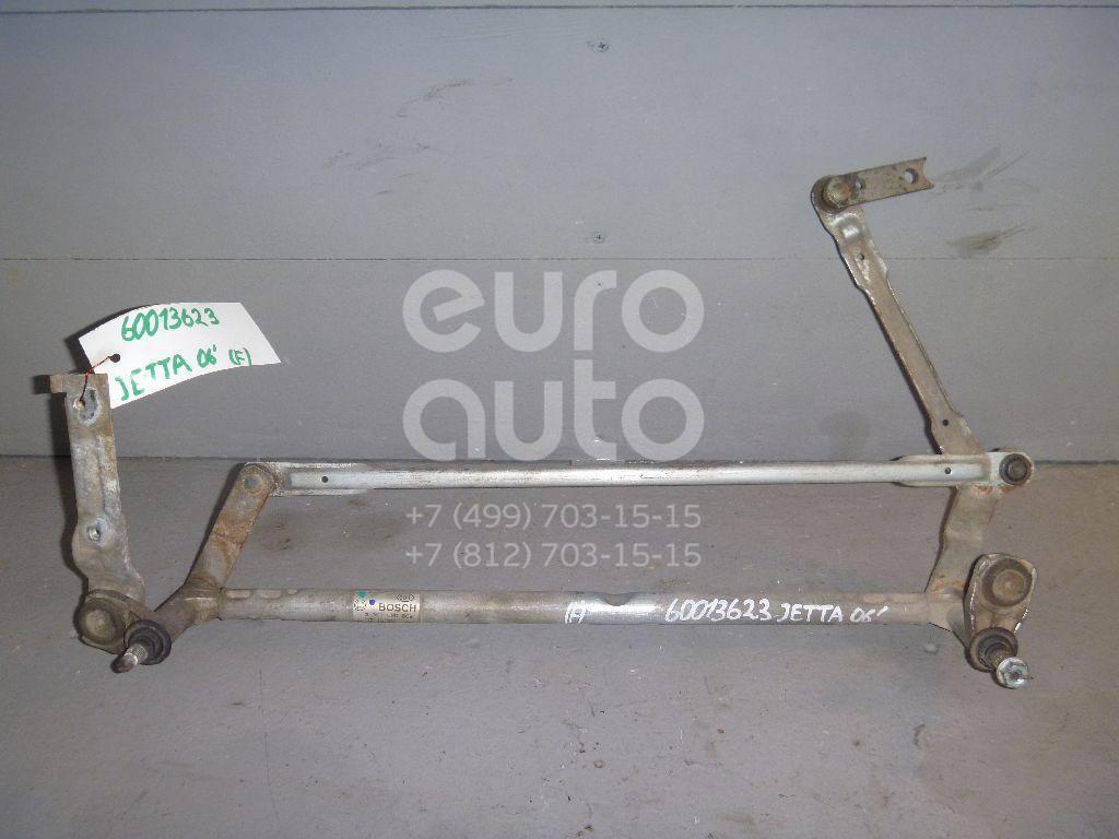Трапеция стеклоочистителей для VW Jetta 2006-2011;Golf V 2003-2009 - Фото №1