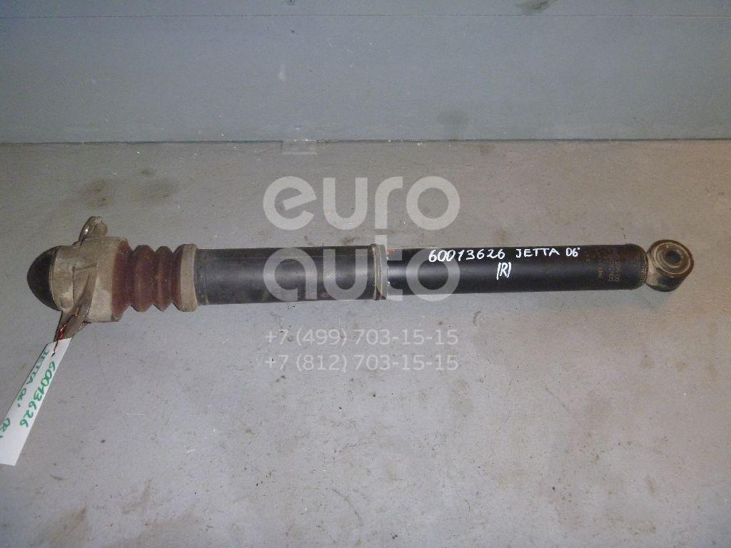 Амортизатор задний для VW,Skoda Jetta 2006-2011;Golf V 2003-2009;Golf VI 2009-2012;Yeti 2009> - Фото №1