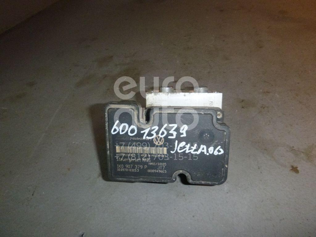 Блок ABS (насос) для VW Jetta 2006-2011;Caddy III 2004> - Фото №1