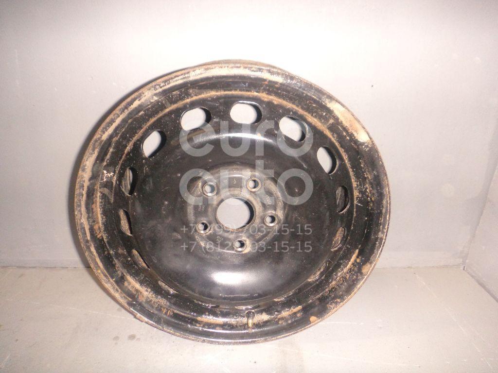 Диск колесный железо для VW Jetta 2006-2011;A4 [B5] 1994-2000;A4 [B6] 2000-2004 - Фото №1