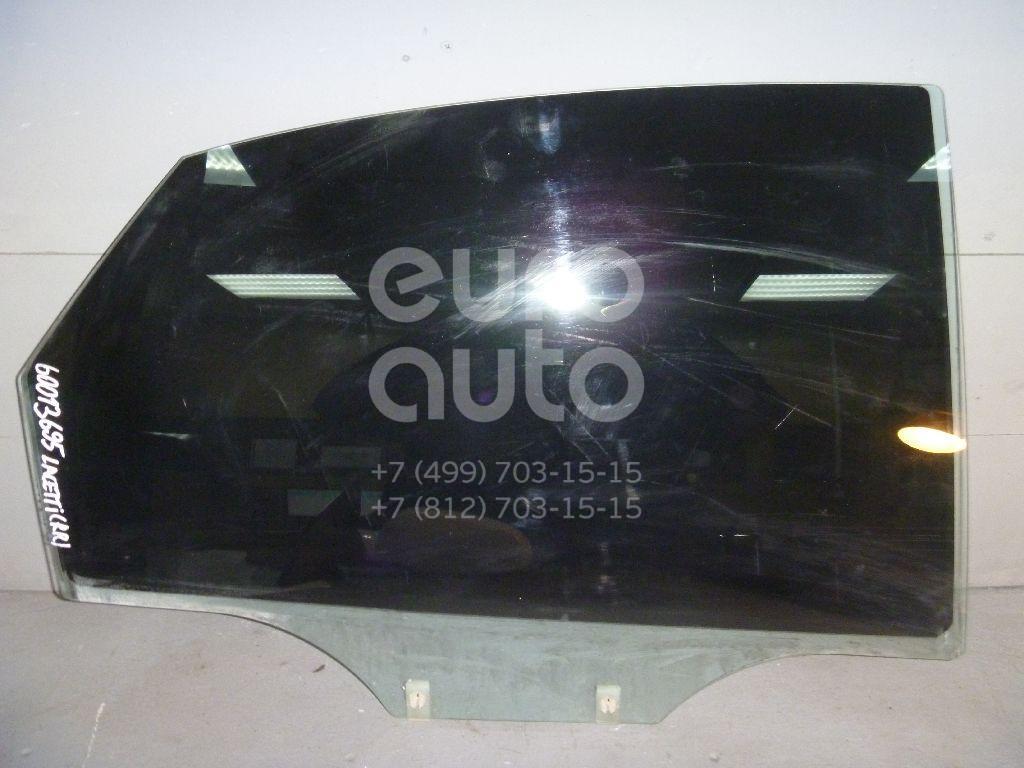 Стекло двери задней правой для Chevrolet,Daewoo Lacetti 2003-2013;Gentra II 2013-2015 - Фото №1