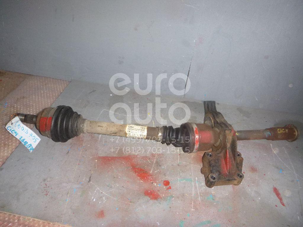 Полуось передняя правая для Citroen C4 2005-2011;307 2001-2007;C4 Picasso 2006> - Фото №1