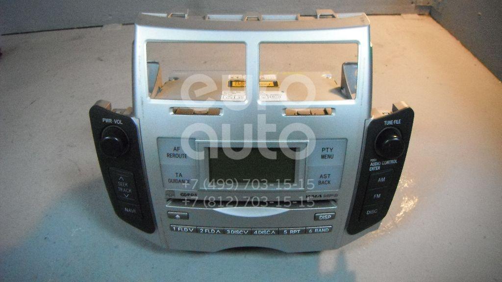 Магнитола для Toyota Yaris 2005-2011 - Фото №1