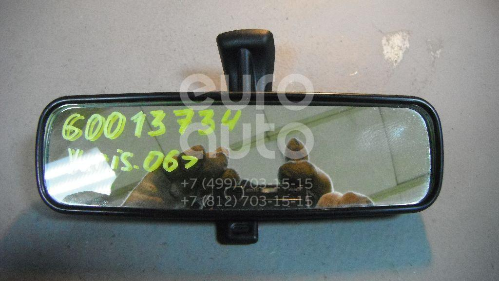 Зеркало заднего вида для Toyota Yaris 2005-2011;Avensis II 2003-2008;Corolla E12 2001-2006;Auris (E15) 2006-2012;Corolla E15 2006-2013;CorollaVerso 2004-2009 - Фото №1