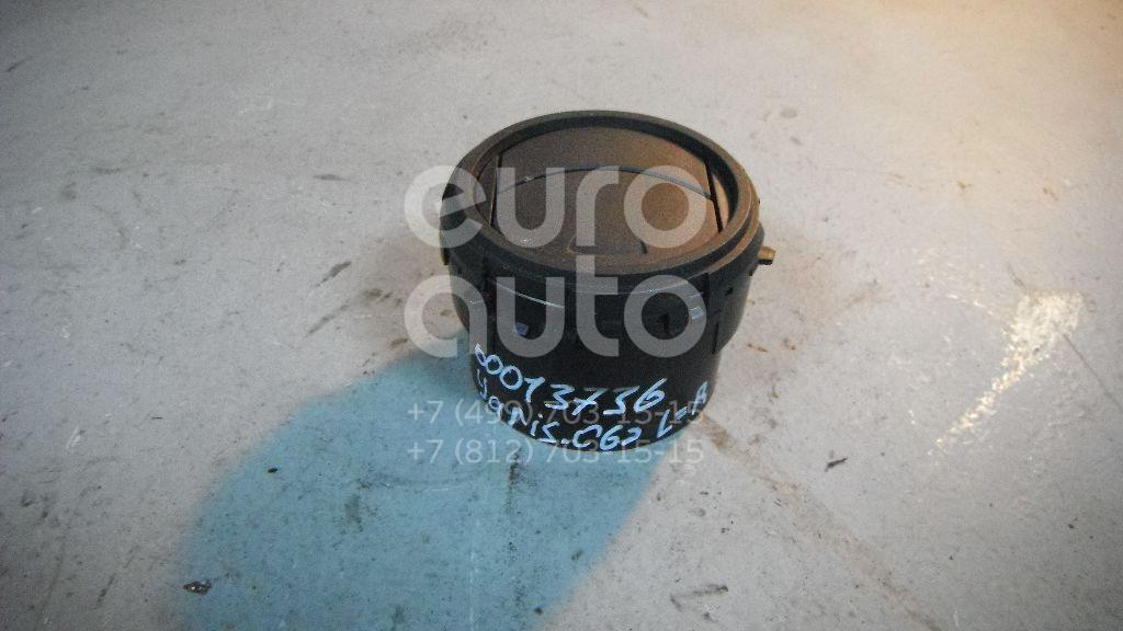 Дефлектор воздушный для Toyota Yaris 2005-2011 - Фото №1