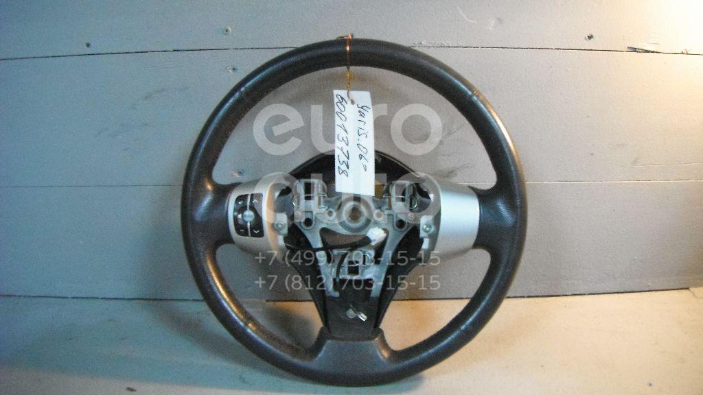 Рулевое колесо для AIR BAG (без AIR BAG) для Toyota Yaris 2005-2011 - Фото №1