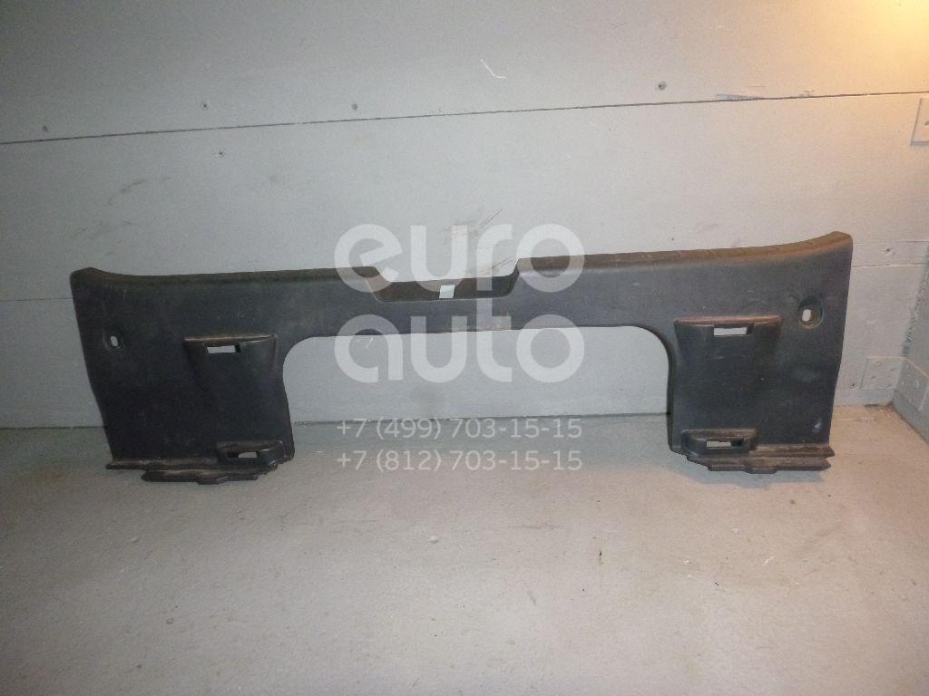 Обшивка багажника для Toyota Yaris 2005-2011 - Фото №1