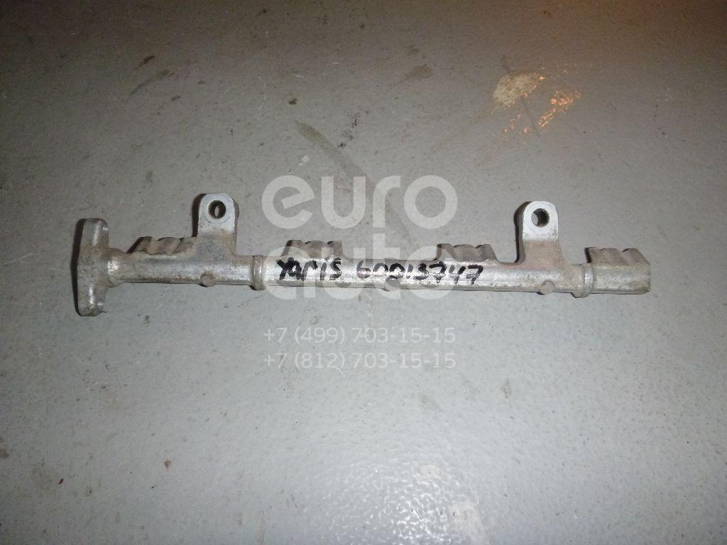 Рейка топливная (рампа) для Toyota Yaris 2005-2011;Yaris 1999-2005 - Фото №1