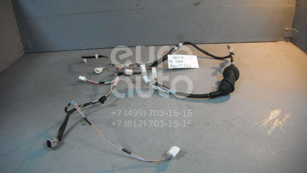 Проводка (коса) для Toyota Yaris 2005-2011 - Фото №1