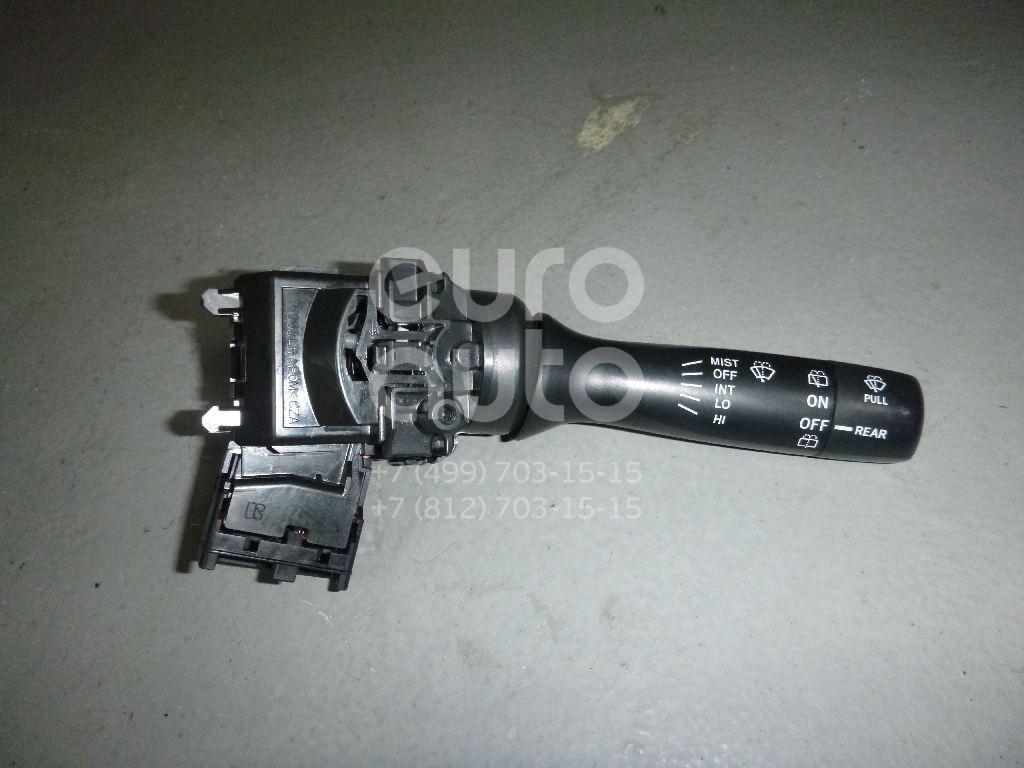 Переключатель стеклоочистителей для Toyota Yaris 2005-2011 - Фото №1