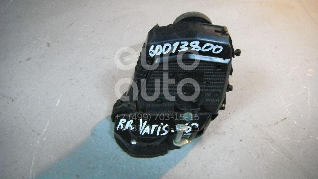 Замок двери задней правой для Toyota Yaris 2005-2011 - Фото №1