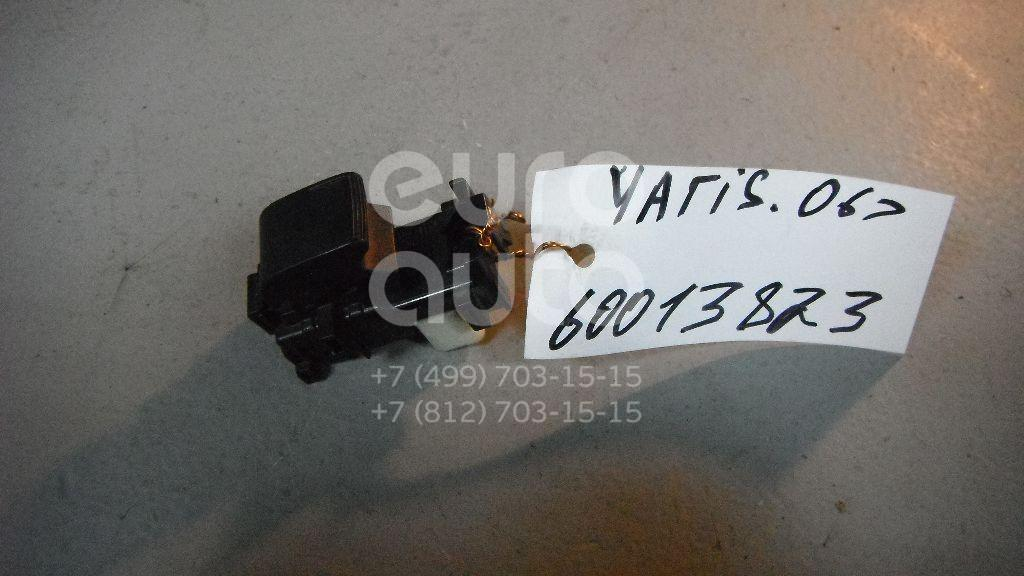 Кнопка стеклоподъемника для Toyota Yaris 2005-2011;Camry V40 2006-2011;RAV 4 2006-2013;Auris (E15) 2006-2012;Corolla E15 2006-2013;Highlander II 2007-2013;Sequoia (K6) 2008>;Tundra 2007-2013;RAV 4 2013>;Corolla E18 2013>;Verso-S 2011> - Фото №1