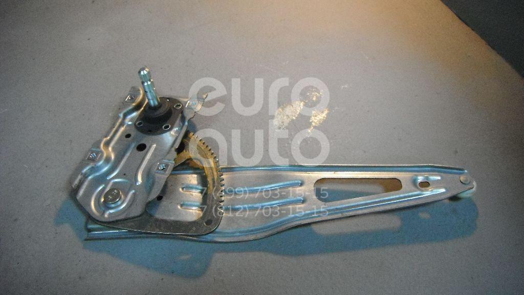 Стеклоподъемник механ. задний левый для Toyota Yaris 2005-2011 - Фото №1