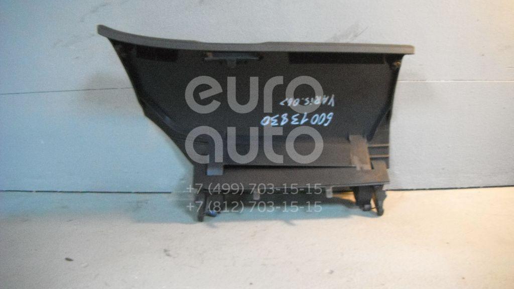 Крышка (дверца) бардачка для Toyota Yaris 2005-2011 - Фото №1