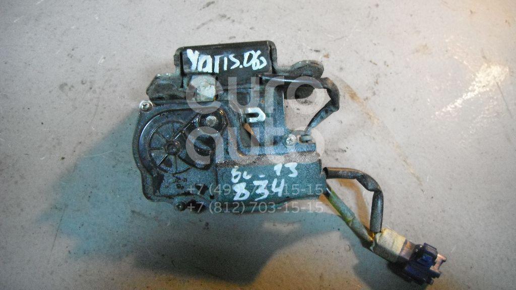 Замок багажника для Toyota Yaris 2005-2011 - Фото №1