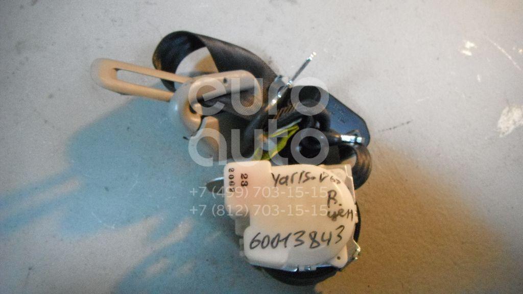 Ремень безопасности для Toyota Yaris 2005-2011 - Фото №1