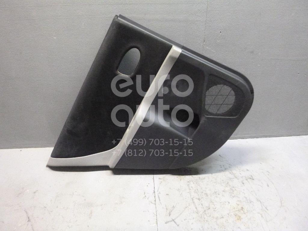 Обшивка двери передней левой для Toyota Yaris 2005-2011 - Фото №1