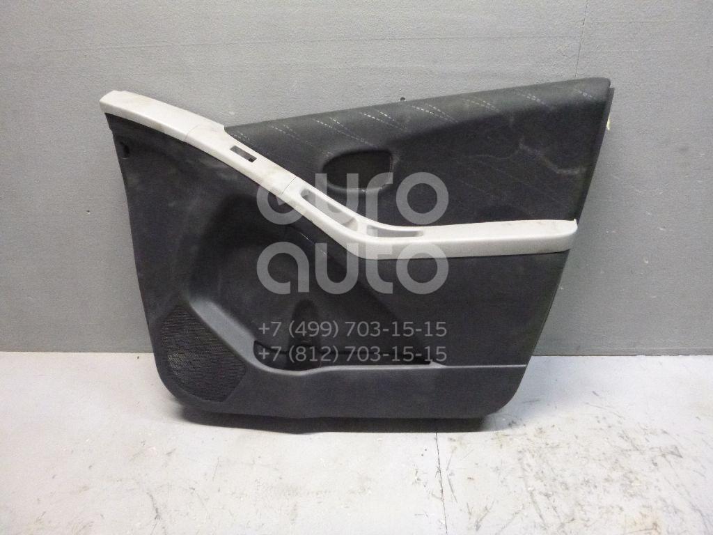 Обшивка двери передней правой для Toyota Yaris 2005-2011 - Фото №1