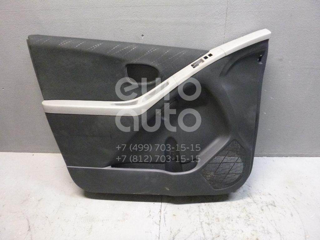 Обшивка двери задней левой для Toyota Yaris 2005-2011 - Фото №1