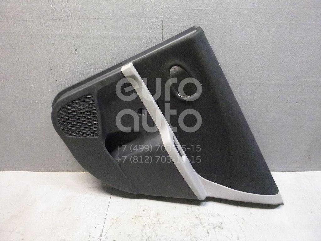 Обшивка двери задней правой для Toyota Yaris 2005-2011 - Фото №1
