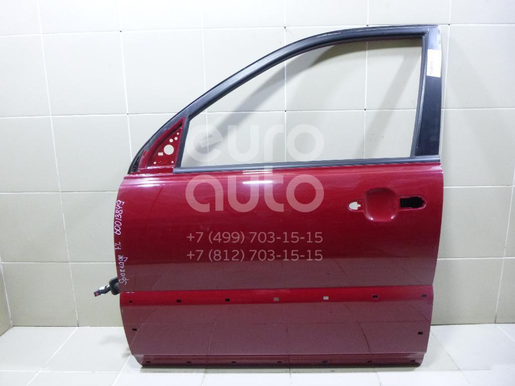 Дверь передняя левая для Kia Sportage 2004-2010 - Фото №1