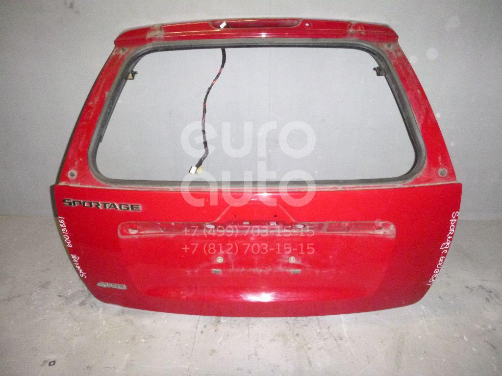 Дверь багажника для Kia Sportage 2004-2010 - Фото №1