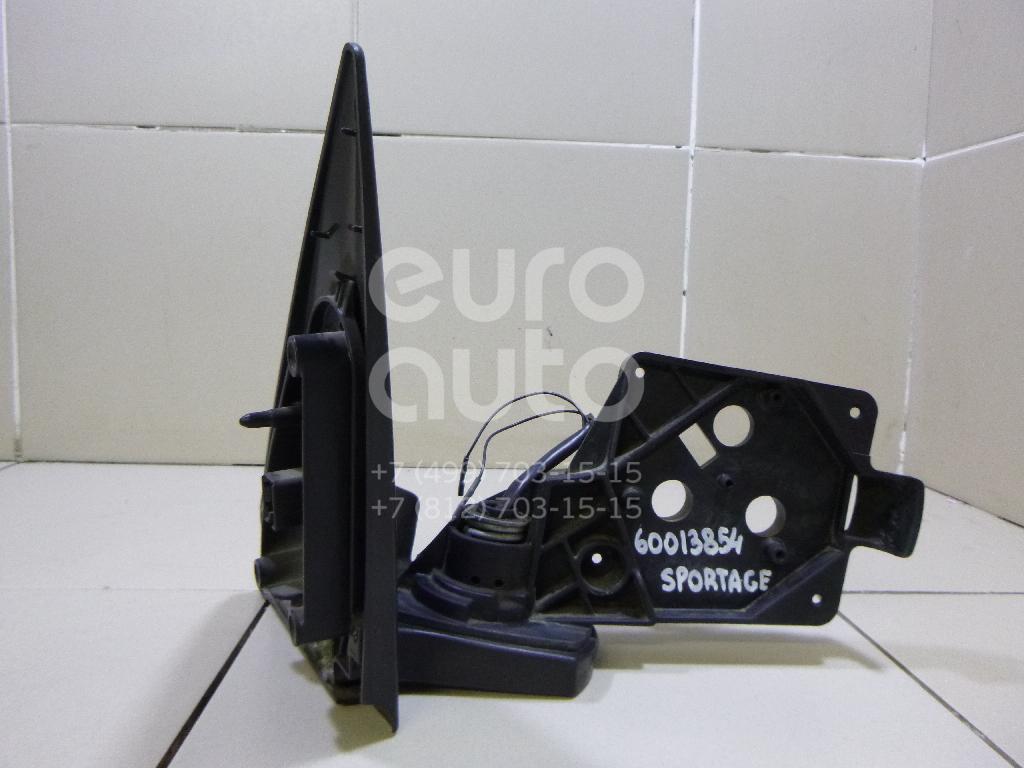Зеркало правое электрическое для Kia Sportage 2004-2010 - Фото №1