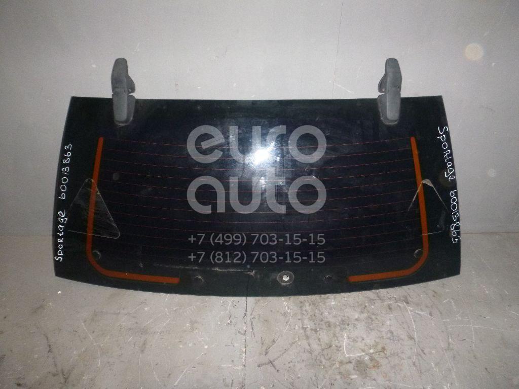 Стекло заднее для Kia Sportage 2004-2010 - Фото №1