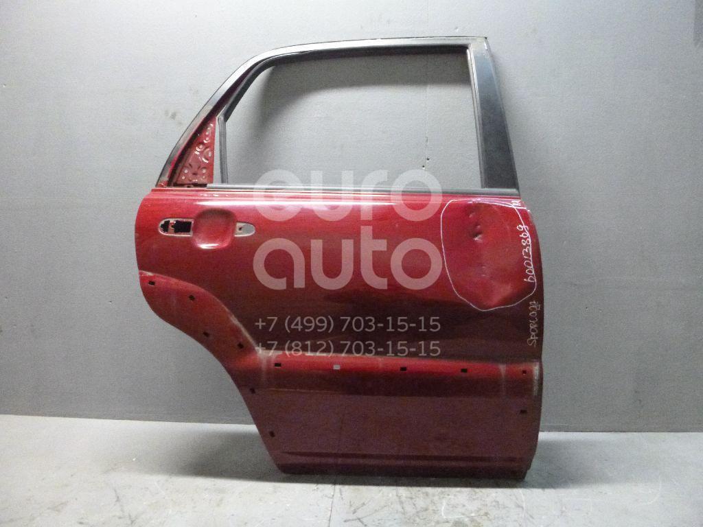 Дверь задняя правая для Kia Sportage 2004-2010 - Фото №1