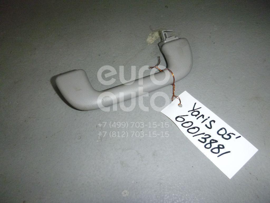 Ручка внутренняя потолочная для Toyota Yaris 2005-2011 - Фото №1