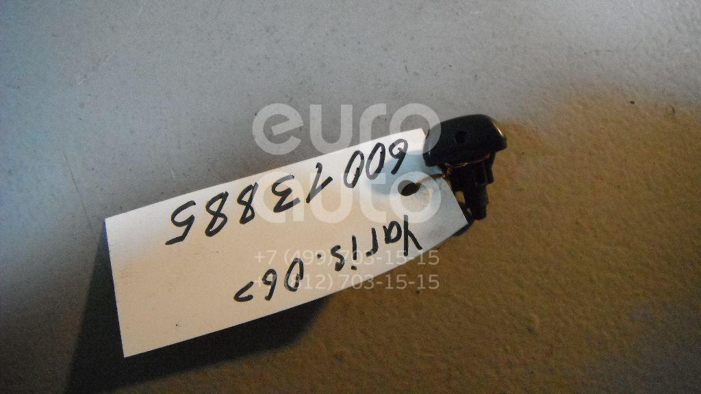 Форсунка омывателя зад стекла для Toyota Yaris 2005-2011;Corolla E12 2001-2006 - Фото №1