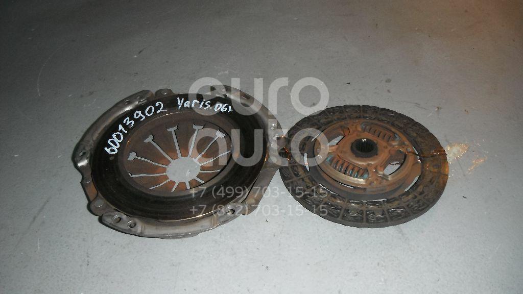 К-кт сцепления для Toyota,Citroen,Peugeot Yaris 2005-2011;C1 2005>;107 2006-2014 - Фото №1