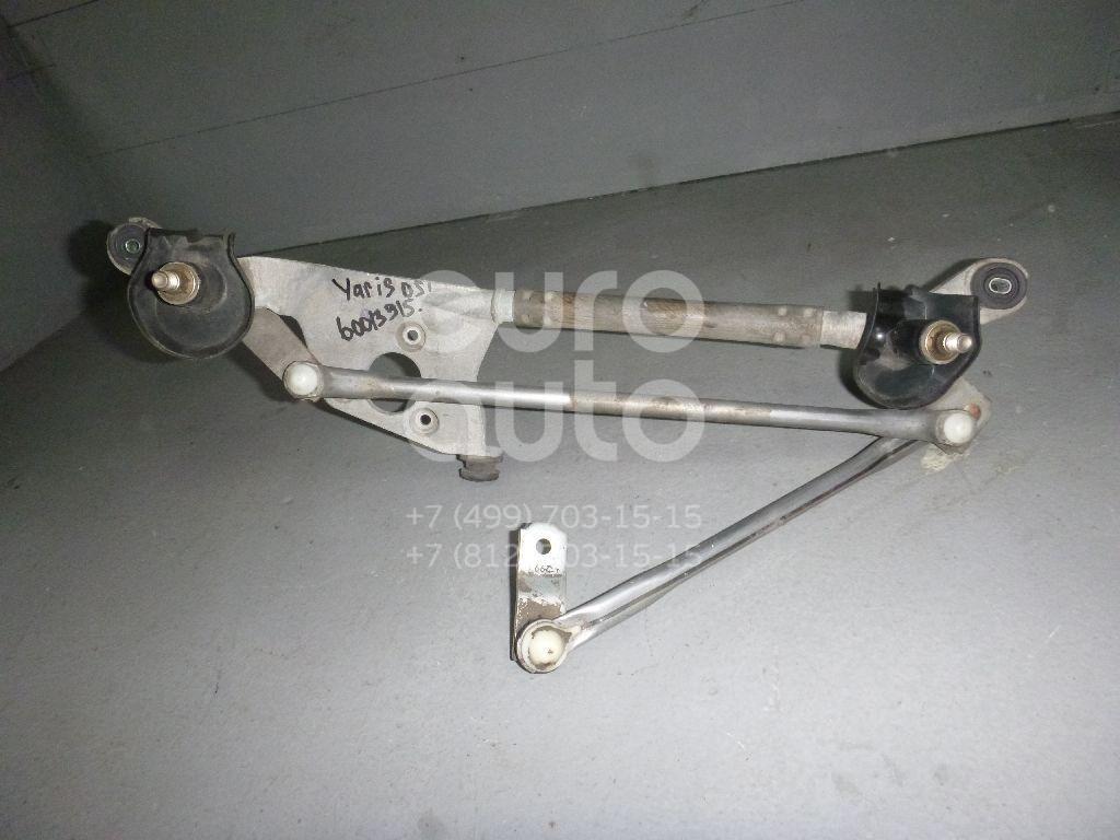 Трапеция стеклоочистителей для Toyota Yaris 2005-2011 - Фото №1