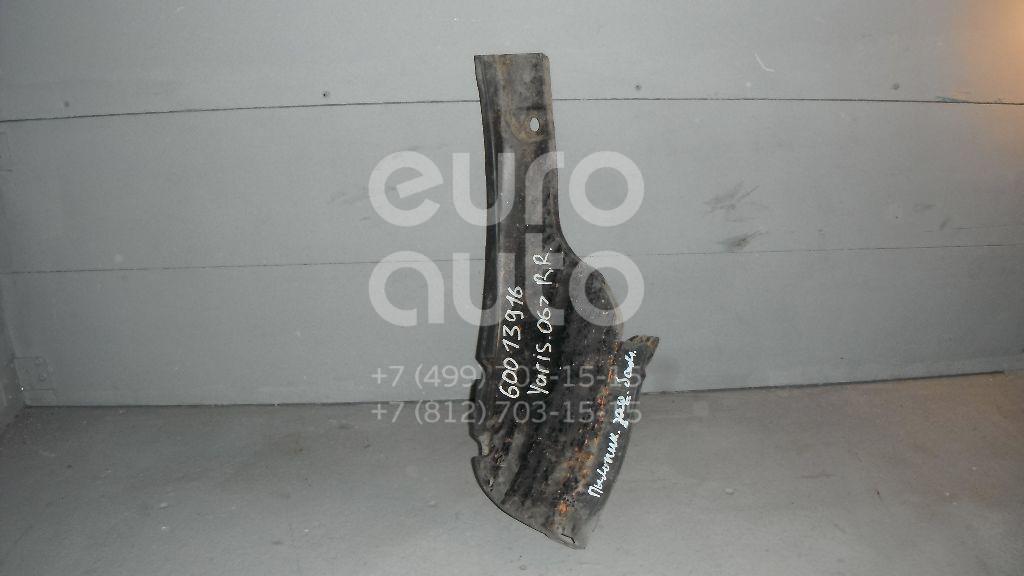 Пыльник (кузов наружные) для Toyota Yaris 2005-2011 - Фото №1