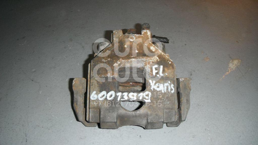 Суппорт передний левый для Toyota Yaris 2005-2011 - Фото №1