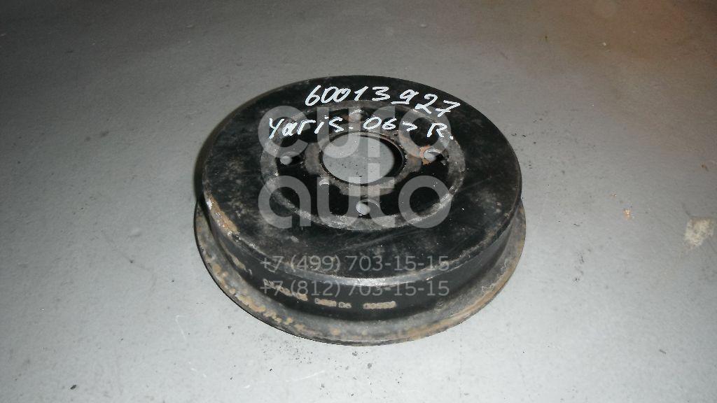 Барабан тормозной для Toyota Yaris 2005-2011 - Фото №1