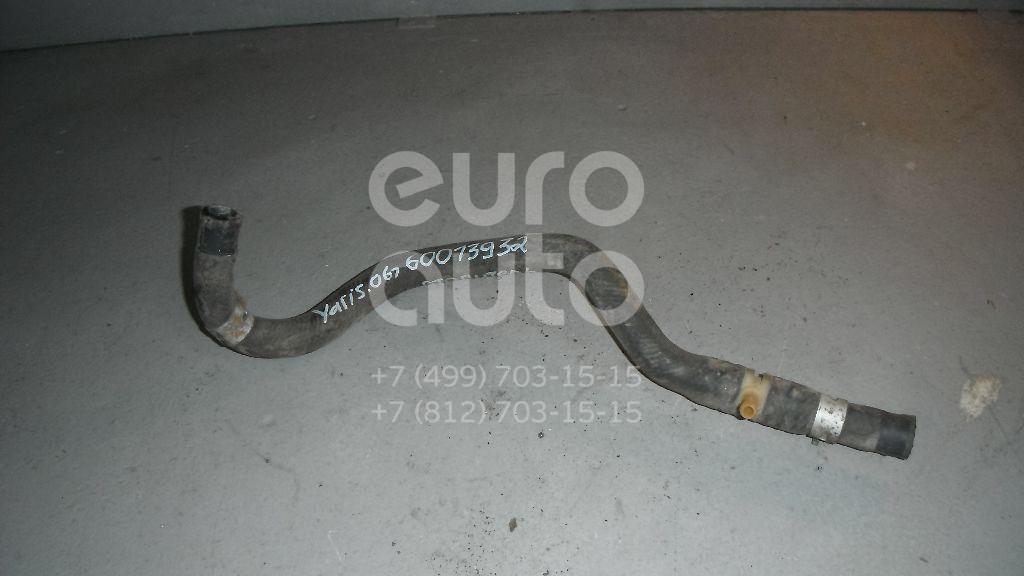 Патрубок отопителя для Toyota Yaris 2005-2011 - Фото №1