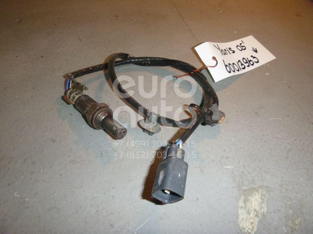 Датчик кислородный/Lambdasonde для Toyota,Lexus Yaris 2005-2011;Yaris 1999-2005;IS 200/300 1999-2005 - Фото №1