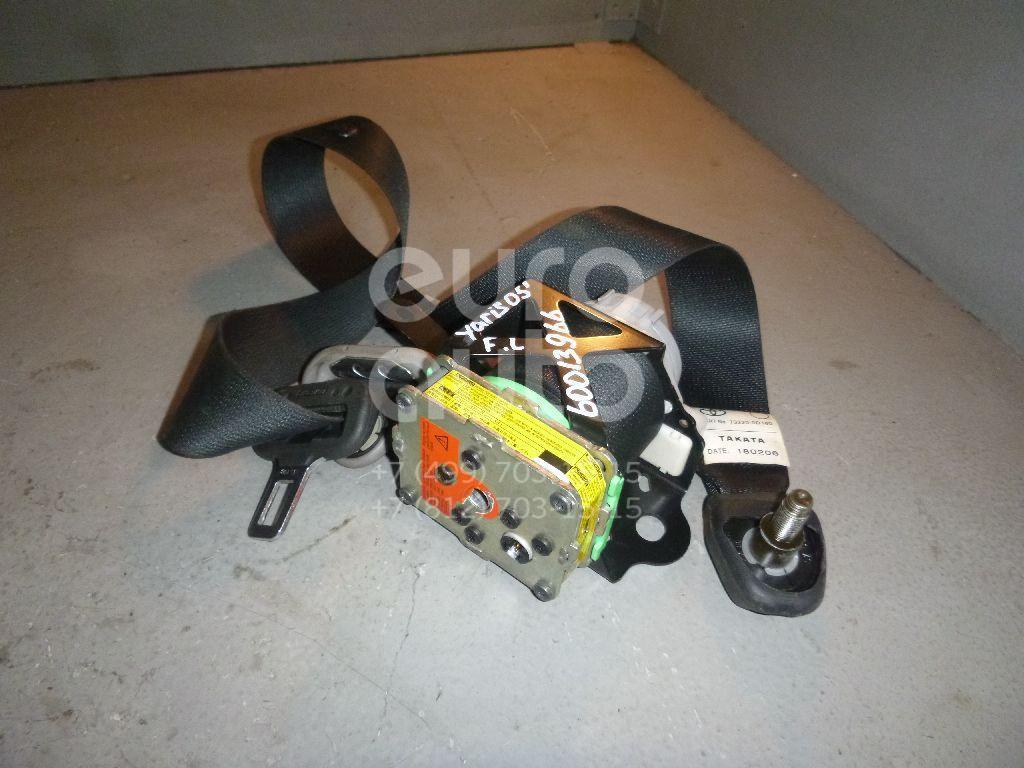 Ремень безопасности с пиропатроном для Toyota Yaris 2005-2011 - Фото №1