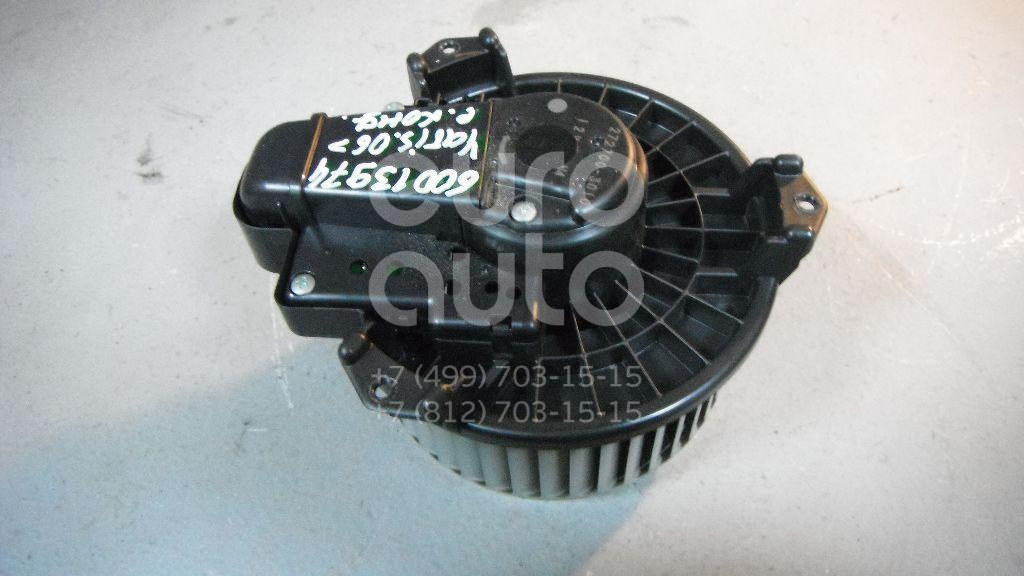 Моторчик отопителя для Toyota Yaris 2005-2011 - Фото №1