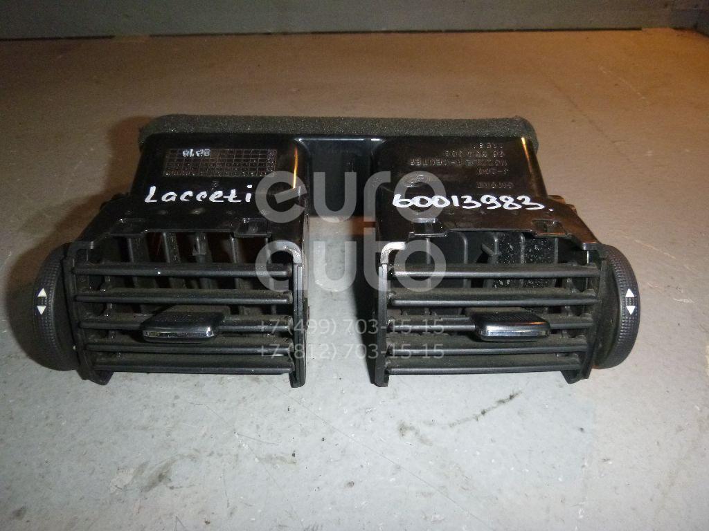 Дефлектор воздушный для Chevrolet Lacetti 2003-2013 - Фото №1