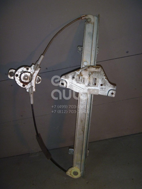 Стеклоподъемник механ. задний правый для Chevrolet Lacetti 2003-2013 - Фото №1