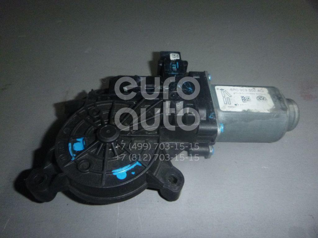 Моторчик стеклоподъемника для Skoda,VW Fabia 2007-2015;Roomster 2006-2015;Amarok 2010> - Фото №1