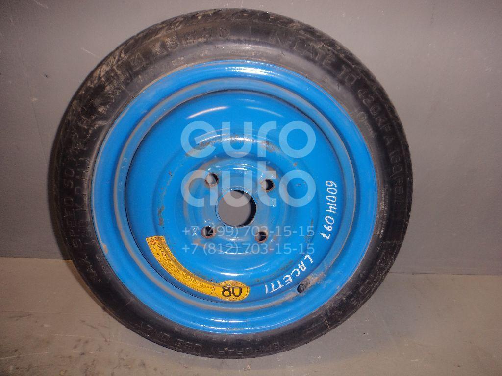 Диск запасного колеса (докатка) для Chevrolet Lacetti 2003-2013 - Фото №1