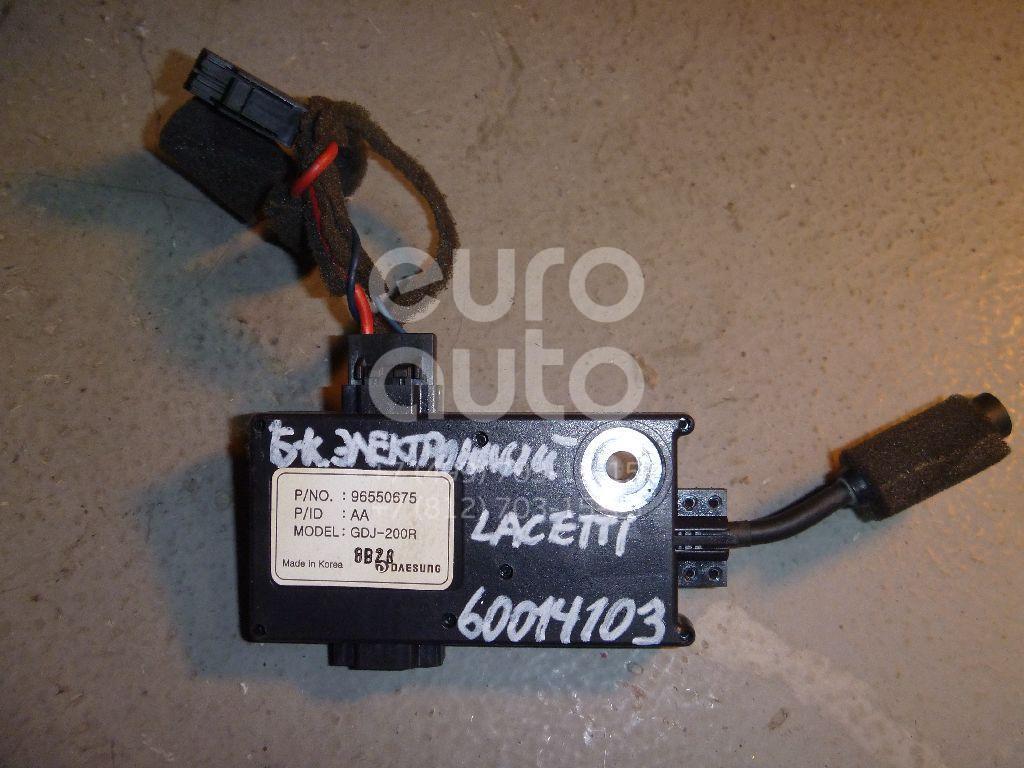 Блок электронный для Chevrolet,Daewoo Lacetti 2003-2013;Nubira 2003-2007 - Фото №1