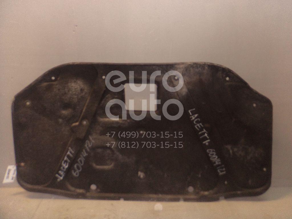 Шумоизоляция капота для Chevrolet Lacetti 2003> - Фото №1