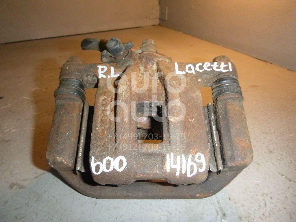 Суппорт задний левый для Daewoo Lacetti 2003>;Gentra II 2013> - Фото №1